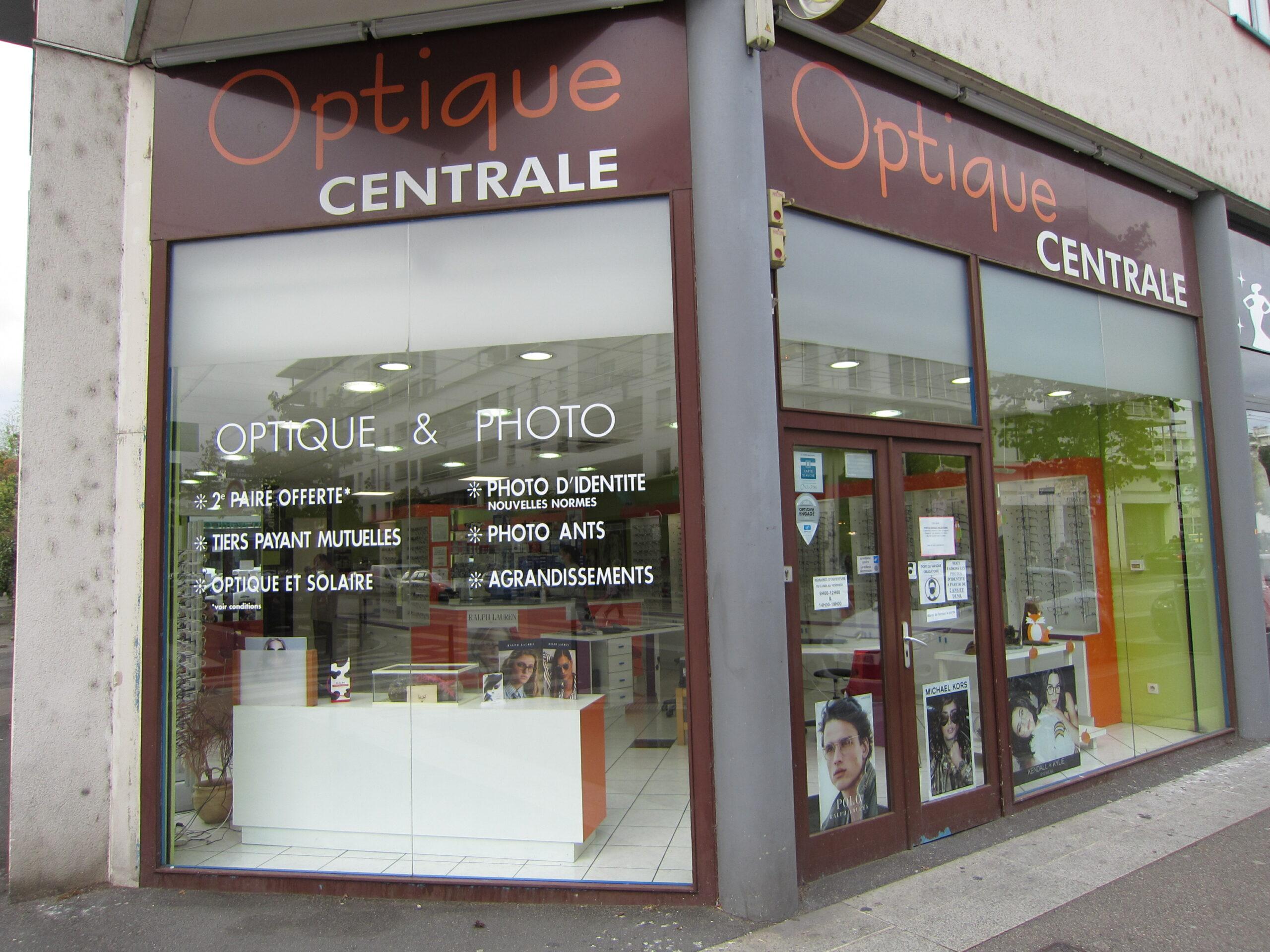 Optique Centrale