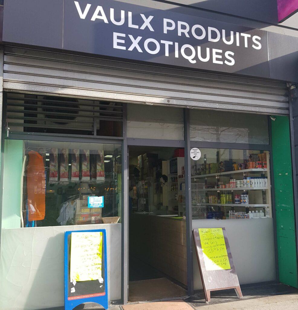 Vaulx Produits Exotiques