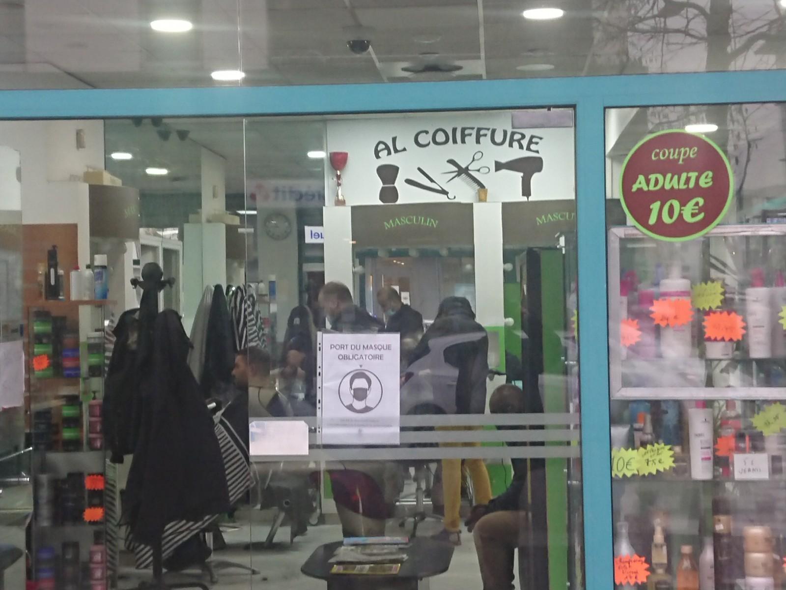 Al Coiffure